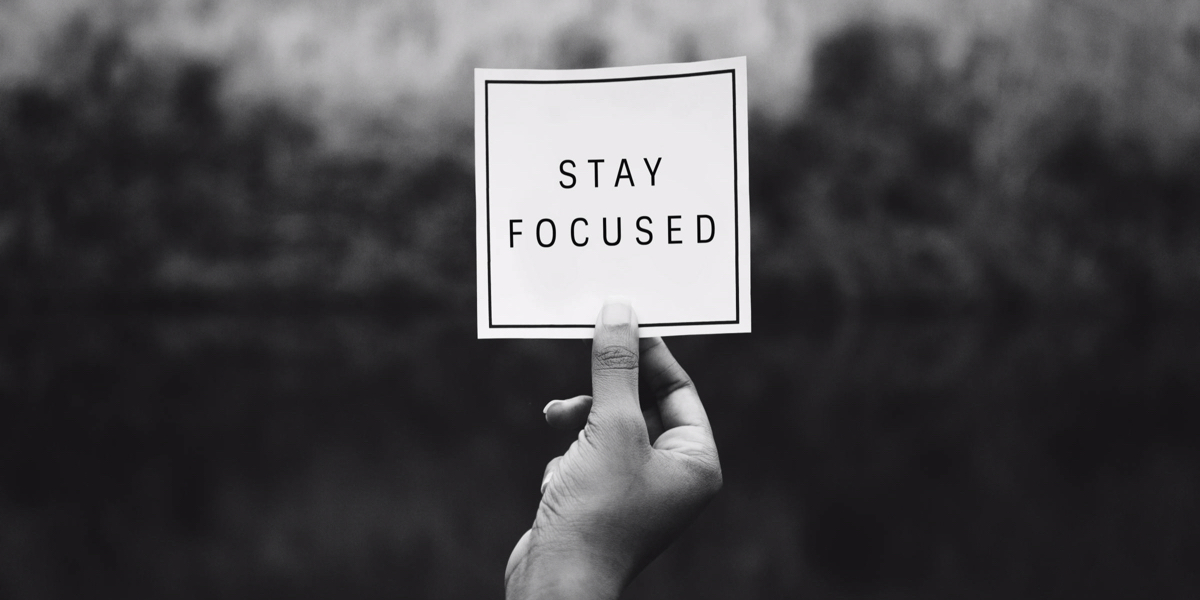 Focus Will Take You There